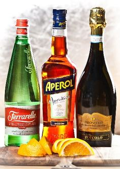 Spritz kit/hamper, #dolce #spritz, #dolceroma