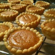 Perfect Pumpkin Pie Allrecipes.com