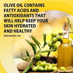 Olive oil skin care is hardly new to natural beauty. One of the most profound benefits of olive oil for skin care is how quickly and easily it softens dry skin.    #bonsoul #beauty #beautyblogger #beautiful #morning #ways #drink #water #washface #healthier #goodforhealth #goodforyou #stayhealthy #healthy #summertime #happy #skip #foundation #tastethefeeling #flavorful #benefits #makeuptips #makeup #trends #oliveoil #oils #softskin #vitaminE #hydrates #skin