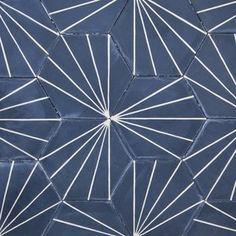 Dandelion - marine/bone - Collection 2012 - Marrakech Design is