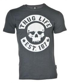 Thug Life Skull T-Shirt