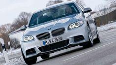 BMW M550D XDRIVE 546lb ft of torque..
