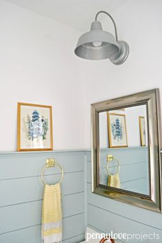 Beadboard wainscoting wainscoting and picture rail on for 8x4 bathroom designs
