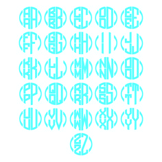 Circle Stacked Font Cuttable Design Cut File. Vector, Clipart, Digital Scrapbooking Download, Available in JPEG, PDF, EPS, DXF and SVG. Works with Cricut, Design Space, Sure Cuts A Lot, Make the Cut!, Inkscape, CorelDraw, Adobe Illustrator, Silhouette Cameo, Brother ScanNCut and other compatible software.