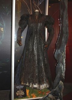 Meryl Streep Witch movie costume Into the Woods