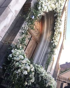 Entry to the beautiful Monastery (@sidneytorresiv) in New Orleans. . . . #winkdesignandevents #wedding #design #decor #weddingreception #weddingplanner #eventprofs #weddingdesigner #floral #tablescape #centerpiece #fabulous #justmarried #bride #followyournola #nola #neworleans #nolawedding #luxurywedding #southernwedding #neworleanswedding #weddingideas #weddingflowers #eventstyling #weddingday #weddinginspiration  #weddingdecor #whenannmarriedyves #lawsonfound #dreamwedding by…