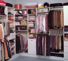 His And Her Small Closet Organization   Google Search