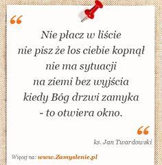 """Képtalálat a következőre: """"ks.jan twardowski"""""""