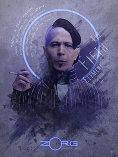 The Fifth Element - Zorg by Anthony Genuardi *