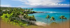 Kapalua is one of the most romantic places on earth!  Be sure to visit the spa facilities at the Spa Montage Kapalua!