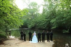 @Vecoma at the Yellow River #weddings #photo ideas #fishing