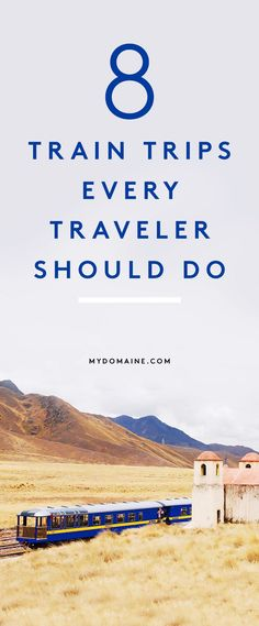 Trips that need to be on your bucket list New Travel, Train Travel, Luxury Travel, Travel Usa, Travel Deals, Travel Stuff, Travel Guides, Travel Tips, Travel Hacks