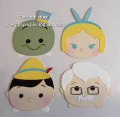 A personal favorite from my Etsy shop https://www.etsy.com/listing/266851453/premade-pinocchio-and-friends-tsum-tsum