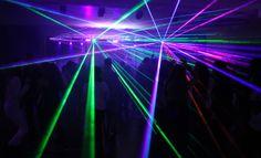 show laser - dj mariage haut de gamme - paris