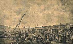 Fuga de Dom João VI e da Corte de Lisboa no dia 29 de novembro de 1807.