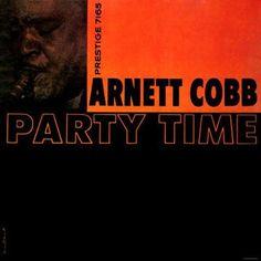 Arnett Cobb - Party Time on Hybrid SACD TBA