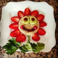 #Flower #strawberry