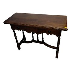 English Console Table #huntersalley