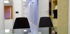 Da open space a studio medico, con sistemi a secco e Ventilazione Meccanica Controllata