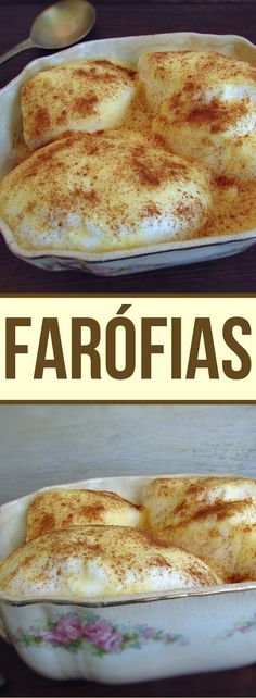 Farófias   Food From Portugal