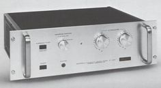 Accuphase P-20 - 1976