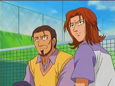 Sasabe and his Father-Prince of Tennis, They're the epitome of a cocky douchebag. Anybody who follows the criteria tends to be hated by me.
