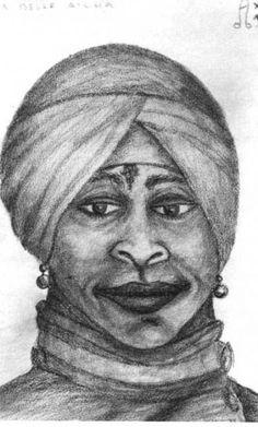 Resultado de imagem para women of aleister crowley Aleister Crowley, Learn To Draw, Portrait, Gallery, Drawings, Celestial, Women, Art, Learn Drawing