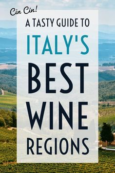 In a country as prolific as Italy, how does a wine fanatic narrow down which regions to visit? Backpacking Europe, Bucket List Europe, Best Italian Wines, Wine Folly, Wine Tourism, Italy Travel Tips, Travel Trip, Travel Europe, European Travel