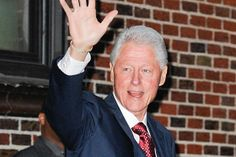 Bill Clinton: He was once the Fast Food Fan-in-Chief, but a serious post-White House health scares prompted Clinton to go vegan. Photo: Getty Images