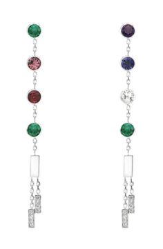 Jewellery Chaumet | ABC earrings - 080864