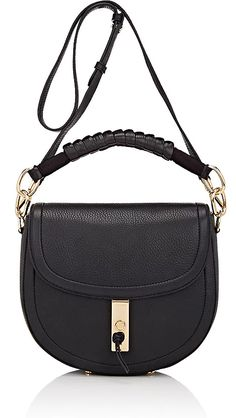 3 8 2018 Meghan Altuzarra Ghianda Saddle Bag In Navy Grain Stylish Handbagspurses And Handbagswristlet