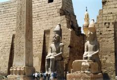 Egypt : Luxor & Valley of the Kings - Amon-Ras Temple