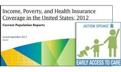 September Census Report: 1 in 4 US Toddlers & Preschoolers Living In Poverty | Science News | Autism Speaks
