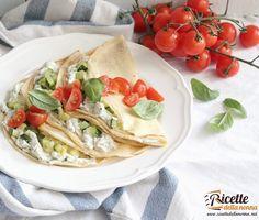 Crespelle estive con zucchine e pomodorini   http://ift.tt/2bYfO2X #crespelle…
