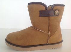 #zapato #caliente #tacon #botin #marron #pelo http://calzadostacon.es/