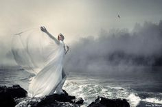 Fantasy Women in Digital Art Photography