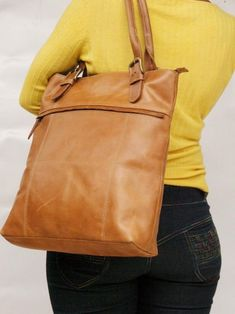 263ecf95a72d 52 Totally Adorable Leather Bags Every Women Will Love. Leather Laptop BagLeather  PursesLeather ...