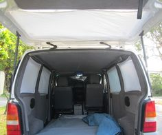 Velcro Curtains for Your Camper Van Minivan, Camping, FROM Instructables