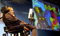 Stephen Hawking in Pop Culture of The Big Bang Theory, The Simpsons, Star Trek