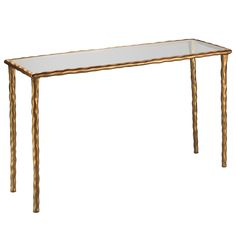 Jamie Young JMF Simple Console Table @LaylaGrayce