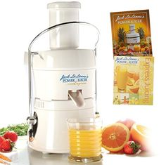 about Jack Lalanne's Power Juicer Express