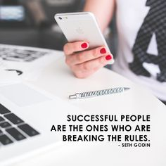 """Successful people are the ones who are breaking the rules."" - Seth Godin. Brand Me Famous Academy launching soon! Sign-up to be a part of it www.brandmefamous.... #‎entrepreneur #‎entrepreneurship #‎southafrica #‎dowhatyoulove #‎startups #‎business #‎online #‎buinessmen #‎instadaily #‎motivation #‎inspiration #‎creatives #‎branding #‎marketing #‎buildyourbrand #‎ownbusiness #‎ownbrand #‎academy #‎mentorship #‎life #‎justdoit #‎knowledge #‎success #‎yolo"