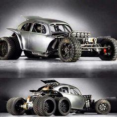 That's my apocalypse vehicle