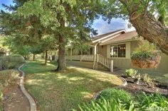 4444 Mapel Ln, Carmichael, CA 95608 — Welcome to beautiful Mapel Grove and this beautiful custom home on nearly one-half acre. Not often does such a 'newer' home come available in this neighborhood of upscale homes on acreage. You will be impressed with the BIG kitchen..updated with granite, professional gas stove, built-in fridge, large island, & custom cabinetry. There are 4 bedrooms & 3.5 baths. 4th bedroom & 3rd bath are in-law quarters w/separate access. There is a lovely pool…