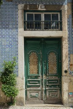 The Alfama district of Lisbon, Portugal is a wonderful place to explore and just get a little bit lost.........