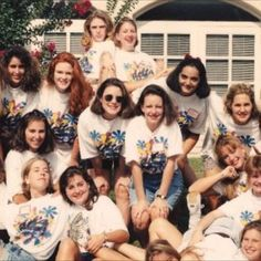 1994 Bid Day at OU! Looking good DG!