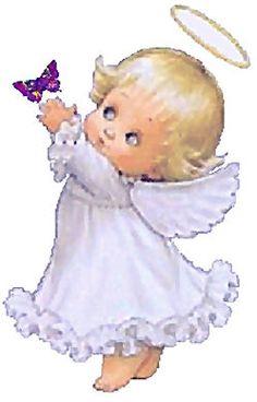 Engeltje met Vlindertje