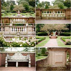 rose garden angles