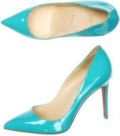 Pigalle 100mm Shoes  £375    by    Christian Louboutin