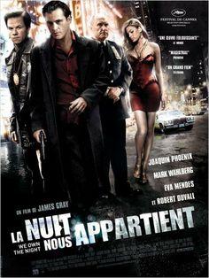 De James Gray, avec Eva Mendes, Joaquin Phoenix, Robert Duvall
